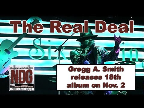 The Real Deal: Gregg A. Smith's 18th album release party