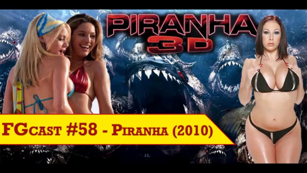 Gianna Michaels In Piranha
