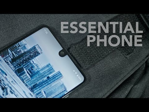 Essential Phone Review (Android 9 Pie)