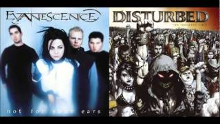 Wake The Animal [Disturbed Evanescence Mashup]