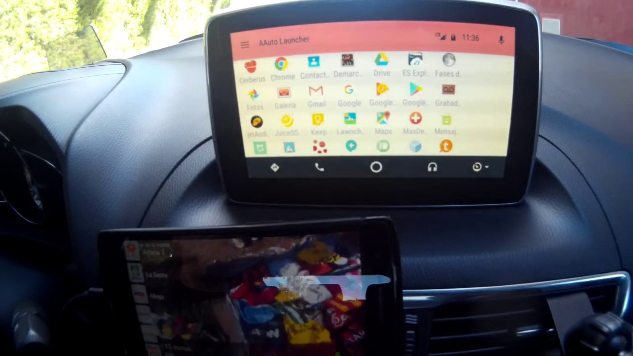 Android Auto Launcher - Premium Android