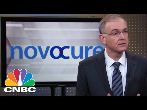 Novocure Ceo Electrifying Treatment Mad Money Cnbc Youtube