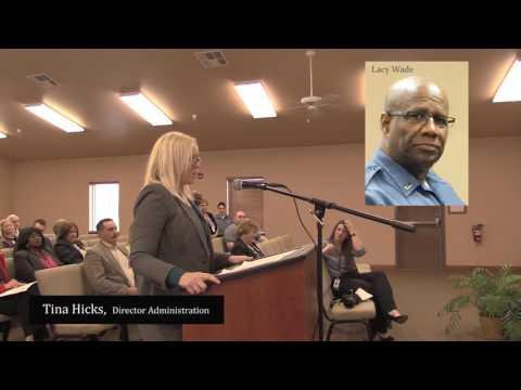 Oklahoma Board of Corrections Regular Meeting Agenda