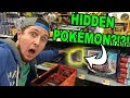 HYPER RARE PULLED IN MY HIDDEN POKEMON CARD SEARCHING IN STORE! Ep 40