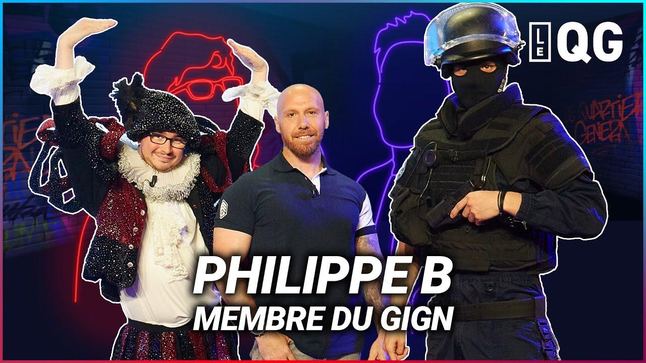 Le Qg 11 Labeeu Guillaume Pley Avec Philippe B Gign