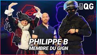 LE QG 11 - LABEEU & GUILLAUME PLEY avec PHILIPPE B. (GIGN)