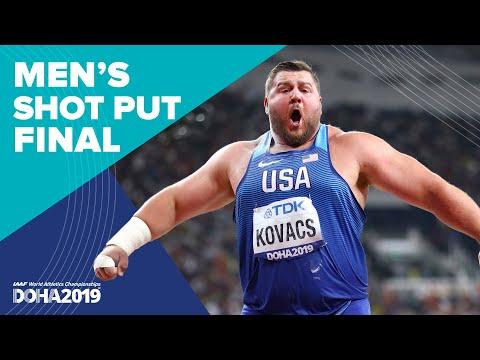 Men's Shot Put Final | World Athletics Championships Doha 2019