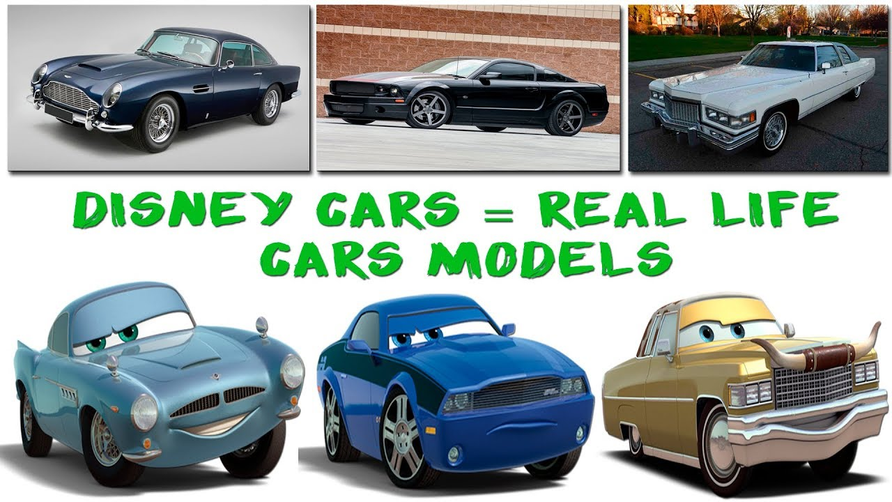 Cars Characters In Real Life Episode 3 Disney Cars Real Life