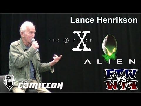 Lance Henriksen - Ottawa Comic Con 2015
