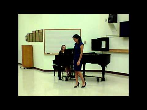 USC Thornton Opera, Fall 2012: Auditions (Week 1)