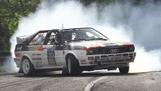 """My """"Best of"""" RallyLegend 2018: Starts, Pure Sounds, Jumps, Show, Burnouts & More!!"""
