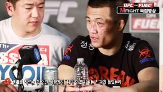 [UFC영상] 정찬성 '판정갔으면 타이틀전 언급 NO'