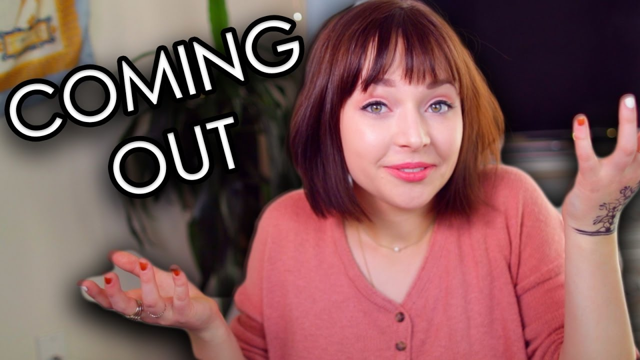 coming out (tips + advice) - youtube