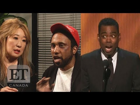 SNL, Chris Rock Joke About Jussie Smollett