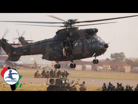 10 Strongest Air Forces in Africa 2017 Global Firepower List