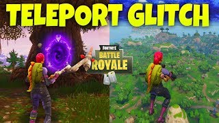 How to Teleport to the Sky in Fortnite Battle Royale