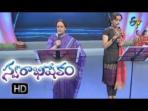 Aaraneekmuma Ee Deepam Song |S. Pa,Kalpana Performance | Swarabhishekam |11thSep|ETVTelugu