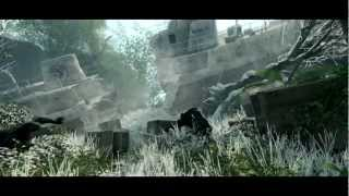 Crysis PC Gameplay Mission 1 Contact