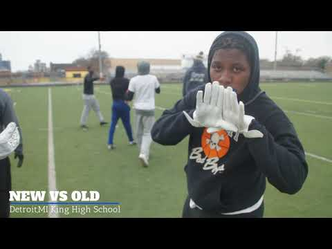 Old School vs New School Football 7on7 in Detroit is more than a game