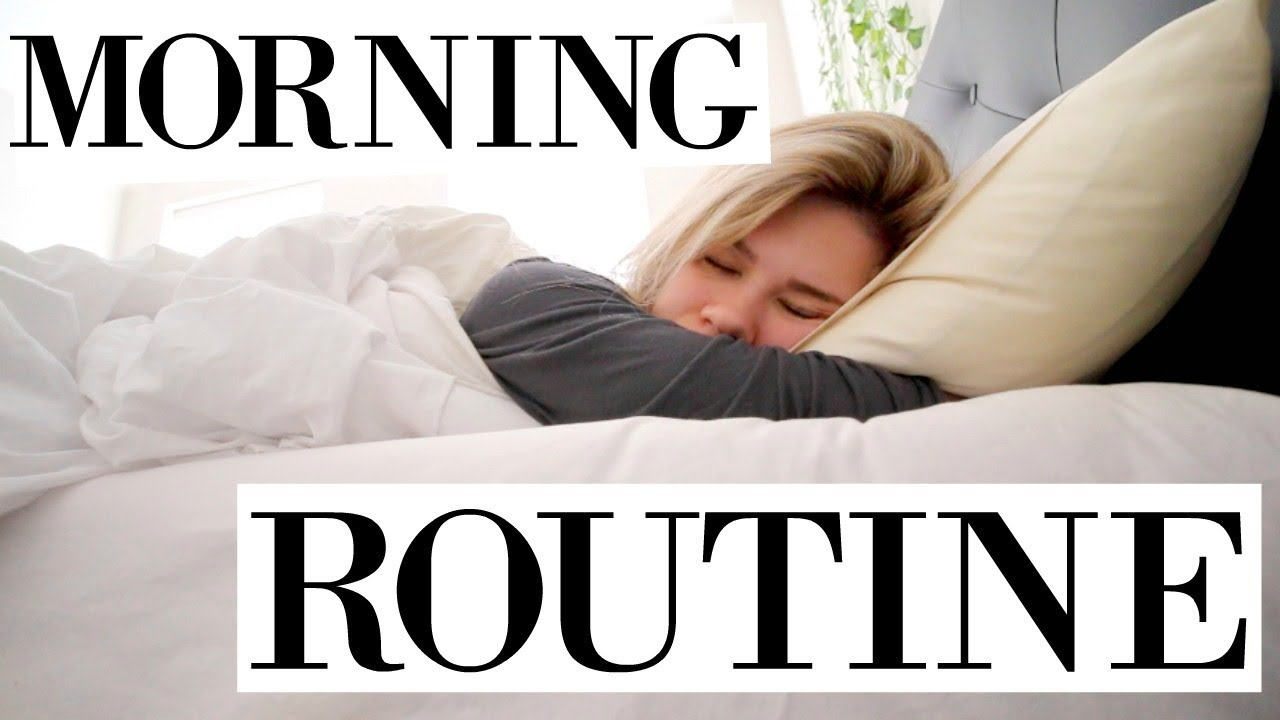 school morning routine 2019 | college
