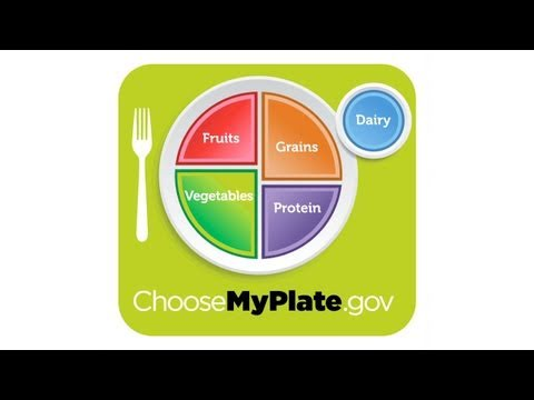 Introducing the New Food Icon MyPlate