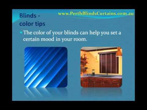 Blinds - Choosing the Right Colour Scheme.wmv