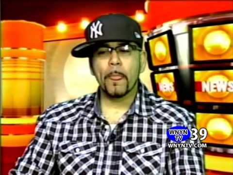 THE BOBBY SIMMONS SHOW - Guest: Tito from Fearless Four (May, 2014)