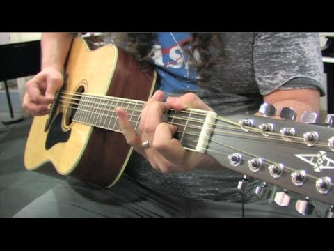12 String Guitar Twelve Lesson Information