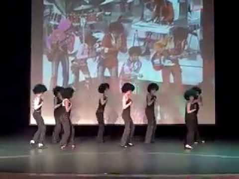 SLS Dance Extravaganza 2009!
