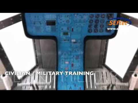 SNO HUET Simulator used in NMCI's Offshore Courses
