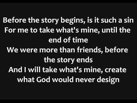 Avenged Sevenfold - A Little Piece of Heaven Lyrics