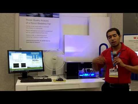 NIWeek 2013: Análisis y Monitoreo de Calidad de Energía con NI LabVIEW