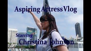 Aspiring Actress Vlog - Comic Con Edition