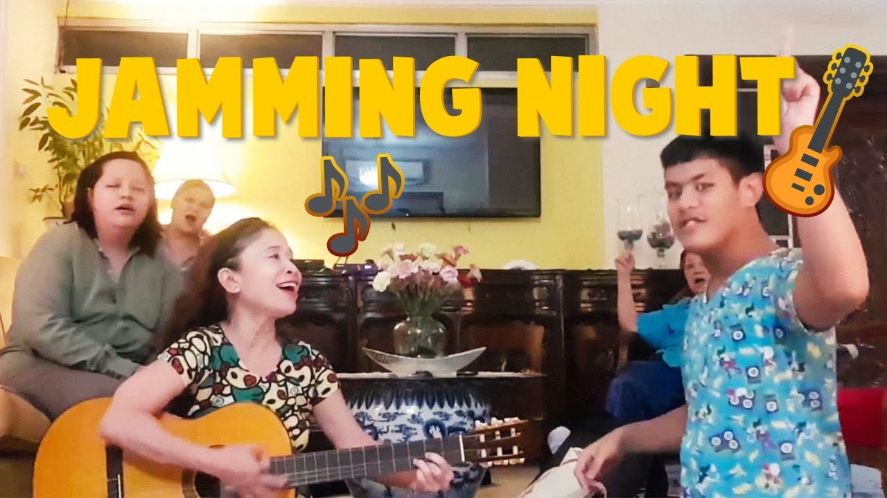 Jamming Night | CANDY & QUENTIN | OUR SPECIAL LOVE