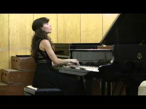 Rachmaninov: Etude-Tableau, Op. 39 No. 9 - Yulia Miloslavskaya