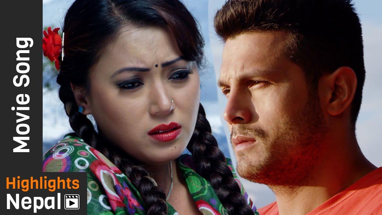 Bhulna Timilai Sakina - New Nepali Movie MERI KUSUM Song  | Tanka Budhathoki 2017/2073
