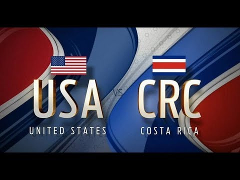 USA vs Costa Rica: HUGE World Cup Qualifying Match