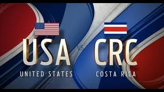 USA vs Costa Rica: HUGE World Cup Qualifying Match