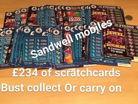 Scratchcard bust collect or carry on Episode 6