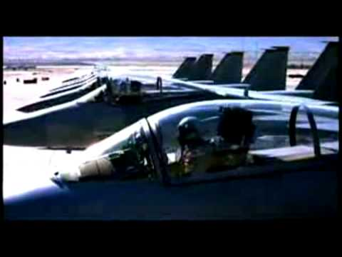 US Air Force  Nickelback Hero