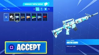 How to Unlock WEAPON SKINS in Fortnite Season 7..
