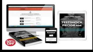 ▶ TestShock Review Testosterone booster- All exogenous testosterone sports awful side effects