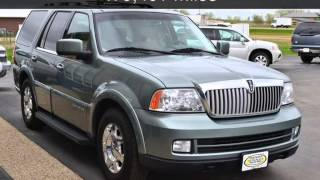2006 Lincoln Navigator Ultimate Used Cars - Alexandria,Minnesota - 2014-05-21
