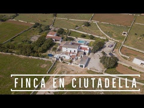 Magnifica casa de campo reformada a pocos minutos de Ciutadella, Menorca Ref.33434