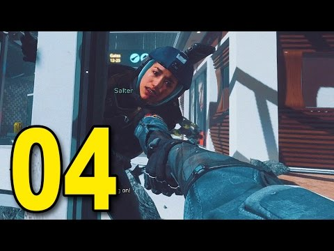 Infinite Warfare - Part 4 - Recapture the Moon Base!