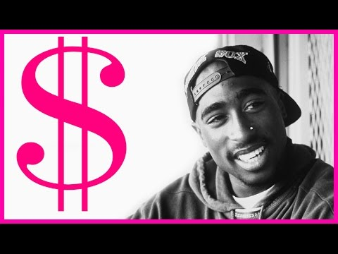 Tupac Net Worth 2016 House and Cars