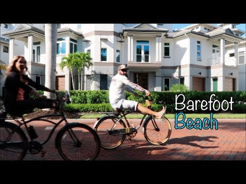 EPIC BIKE RIDE @ Barefoot Beach Florida