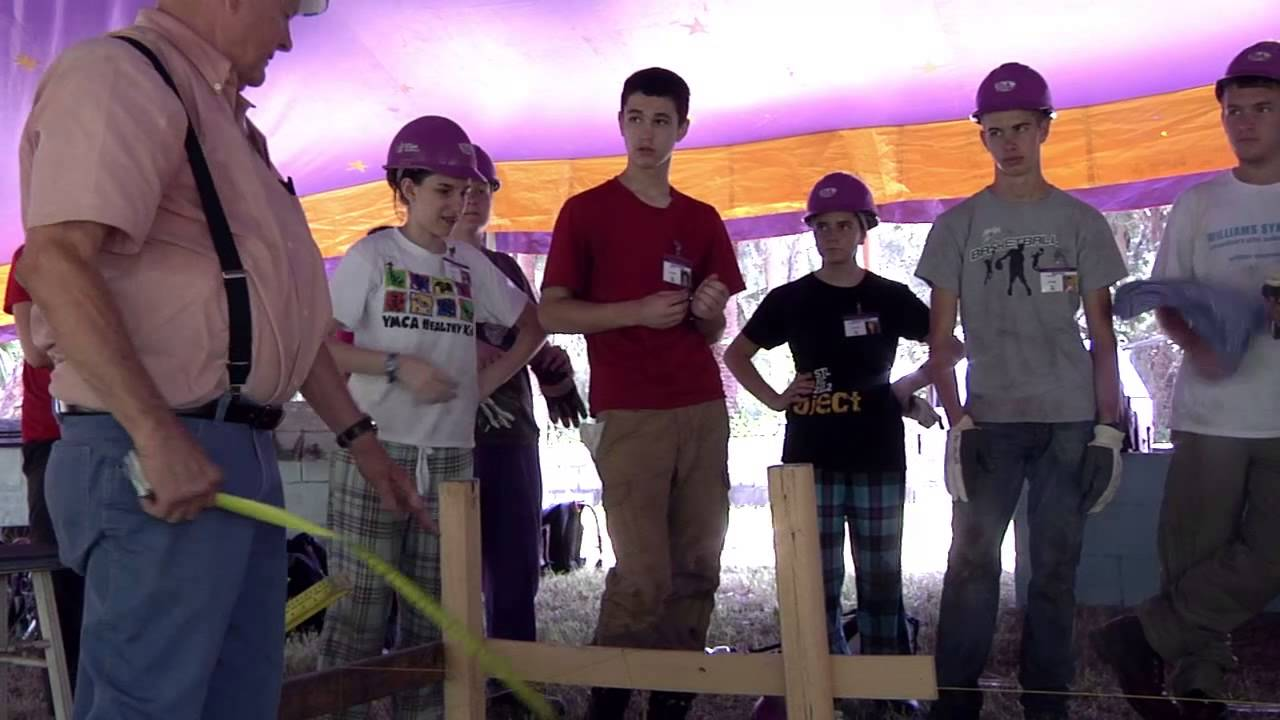 Teen Missions 2013 Boot Camp Scrapbook - YouTube