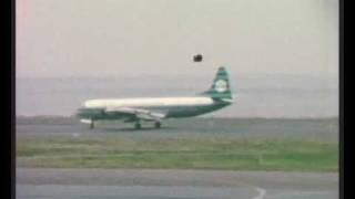 1964 Nice Airport KLM Lockheed L-188 Electra