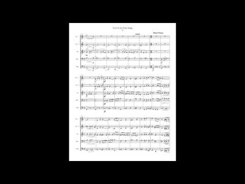 The US Air Force Song for Brass Quintet